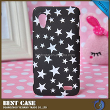 factory price cute star design phone case for lenovo s720 hard case