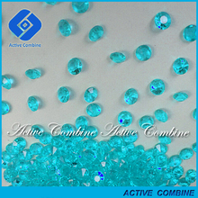 special usage bottle vase fillers 9mm pointed back wholesale acrylic diamonds confettis for wedding and party decoration