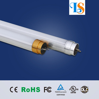 Top quality LED light fixture T8 1200mm 4ft 18w produced by state-of-the-art machines tube 2 3 5 6 8feet long is available