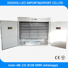 Fully automatic digital egg incubator 5280 capacity Commercial egg incubator Commercial incubators for hatching eggs