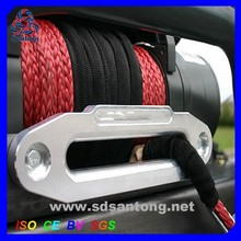 shandong winch tow rope synthetic manufacturer