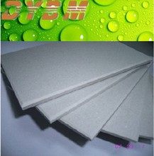 Wood fiber acoustic panel fiber cement board for interior cladding