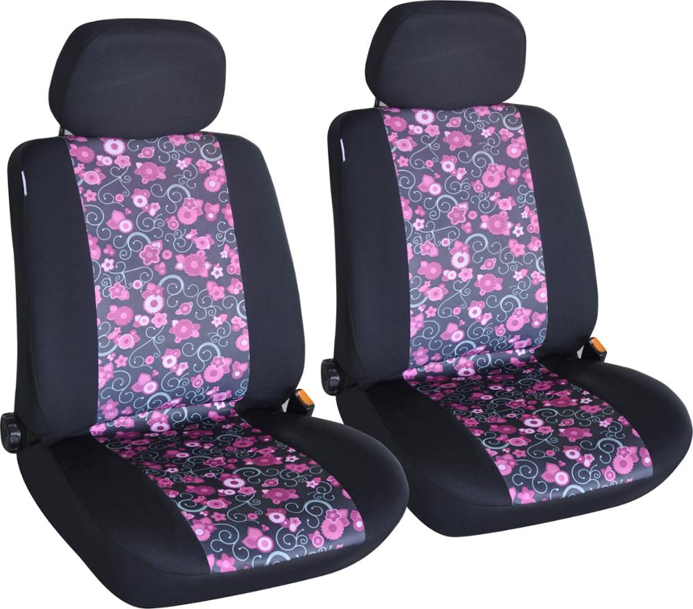 Jacquard Fabric durable application fits almost all car seat covers