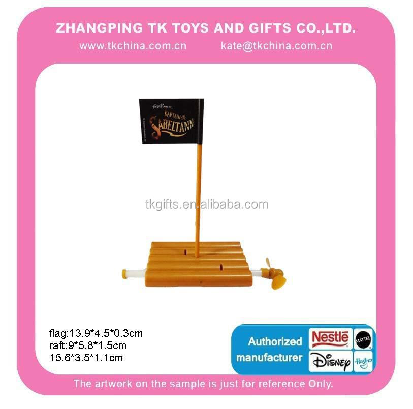 new product promotion gift mini pirate ship plastic toy china wholesale