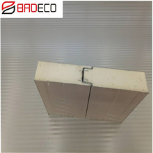Heat Insulation 200 mm Polyurethane Cold Room Sandwich Panel