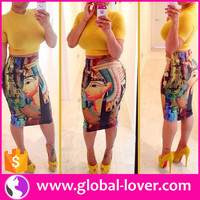 Wholesale Bodycon Dress Latest Two-Piece Outfits African Clothing