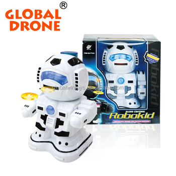 GLOBAL DRONE TT333 Fighting Mini Rc educational robot kit for sale