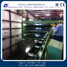 HDPE Wide breadth geomembrane production line