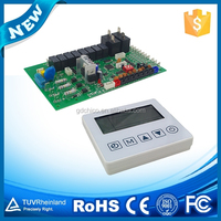 RBXH0000-0628A002 power ic controller temperature heat pump controller board