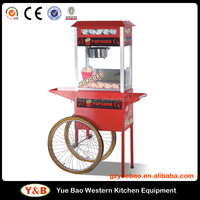 2015 Hot Sale 8oz Stainless Steel Electric Industrial Popcorn Machine Price With CE Certificate