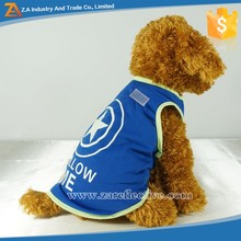 Cheap Price Animal Safety Vest with Reflective effect