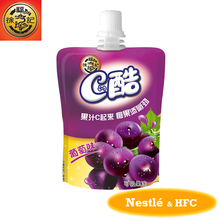 HFC 4708 fruit jelly drink/ jelly pudding with grape flavour