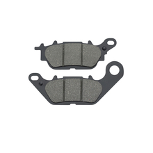 China Brake Pads Factory High Quality Motorcycle Parts Accessories Disc Brake Pads
