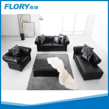 Italian sofa manufacturer chesterfield sofa F851