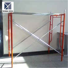 Wholesale h and door frame scaffolding h frame scaffolding parts ladder