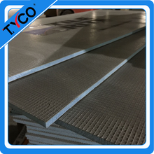 XPS Foam Board Coated Fiberglass Mesh And Polymer Cement For Thermal Insulation And Waterproof Under Tile And Wooden Floor