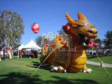 Giant Chinese dragon helium balloon for sale