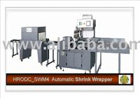 Shrink Wrapping Machine, PVC, PP, PE, PLA, Polyolefin Film Shrink Wrapper
