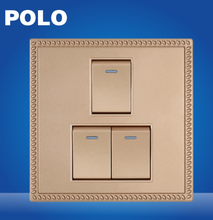 POLO brand fashion Wall Switch For Smart Home
