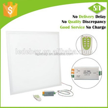 low voltage dc 24v led panel light 600*600mm 42w color temperature changeable