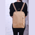 washable kraft paper backpack for students;Hot selling recyclable innovative kraft