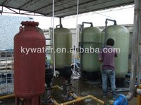 Factory regeneration system water hardness removed soft water system for water filter (KYST-6000)