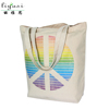 140GSM Or OEM,Cotton Material And Handled Style Tote Canvas Shopping Bag