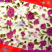 stocklot floral designs woven rolls cheap wholesale 100% cotton printed fabric