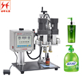 Hot Sale Piston and Electric Bottle Capping Machine for Small Factory(V)