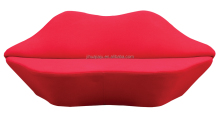 bocca sofa / lip chair/ leisure furniture/ modern fashion style JH-1114B
