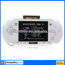 PXP3-380 (8Bit) Vedio Game Player 2.7 inch LCD Screen Game Console Build-in 888888 Games white
