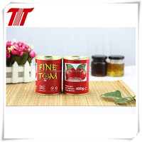 low price canned tomato sauce factory