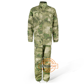 Military Uniform A-TACS II for Tactical or Army use meets ISO Standard