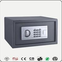 Motel safety box hotel safe deposit safe box