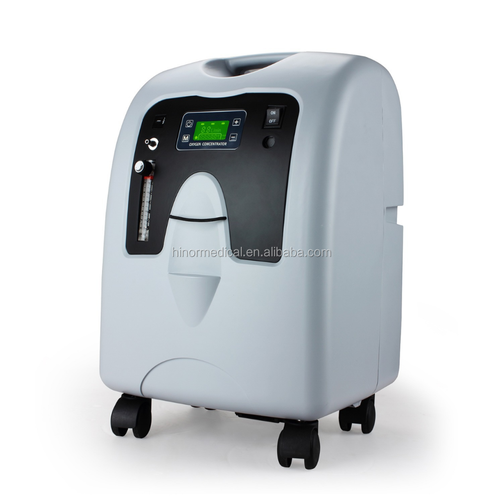 10 Lpm high purity industrial oxygen concentrator at home outdoor