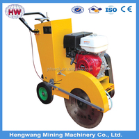 71cc Hand-Held Gasoline Concrete Steel Metal road cutting saw machine