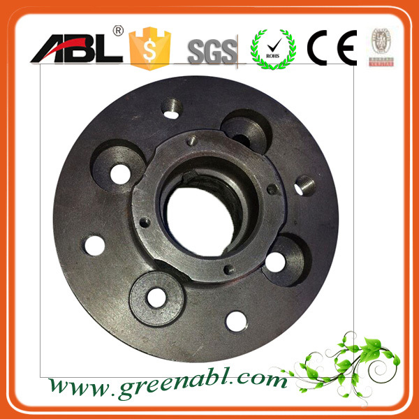 wear resistant steel casting counterweight sand casting pattern