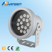 18W LED Flood Light 1530LM Outdoor Garage Security Spotlight Cool White 6500K IP66 100W Halogen Bulb Equivalent