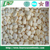2015 China new crop frozen crushed garlic