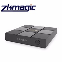 Factory Price S905X DOLAMEE D6 Android 6.0 Digital Receiver 4K Google Play Store Android Smart Tv Box