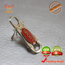 YKK metal zipper puller from Guangzhou supplier