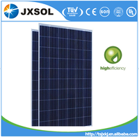 perfect service 300w poly crystalline solar panel with 25 years product warranty