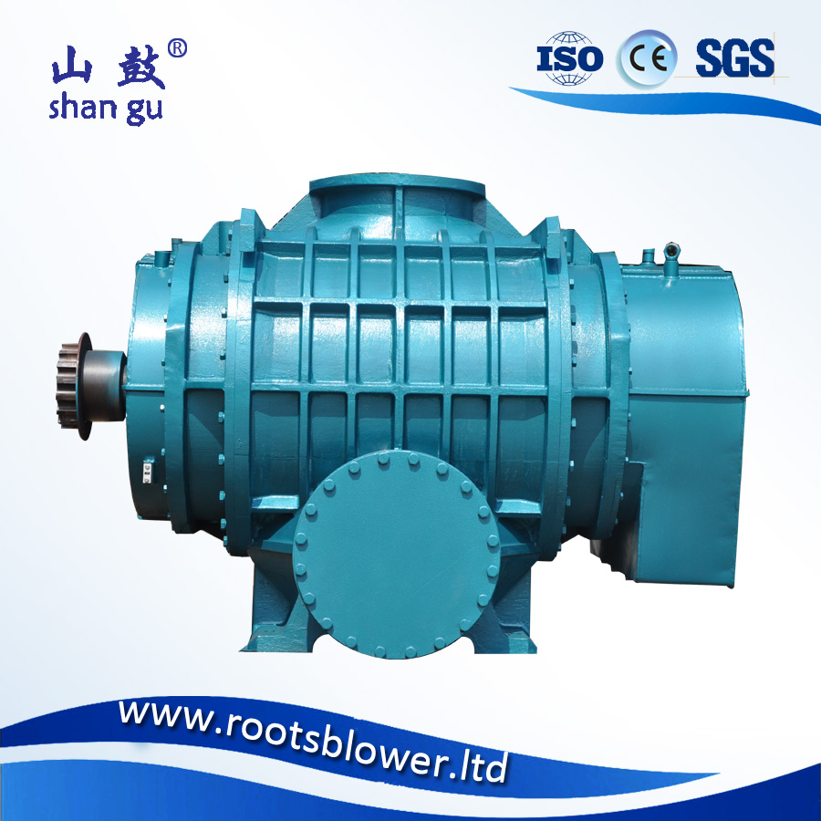 CE standard high pressure fertilizer roots blower