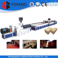 hot sale plastic wall panel/board production line/making machines