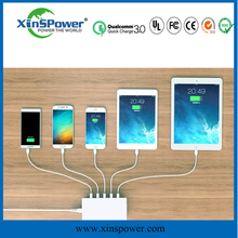 For iphone6 plus usb charger and travel multi ports charger