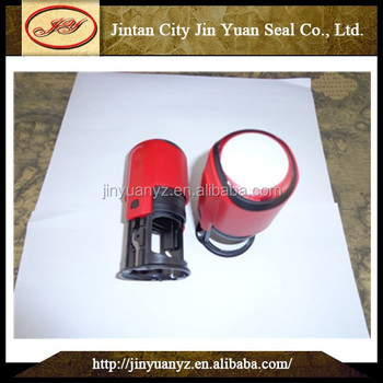 Alibaba China Supplier novelty self-inking lips stamp