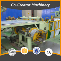 Factory price best quality metal steel/steel plate flying shear/compact steel coil slitting line