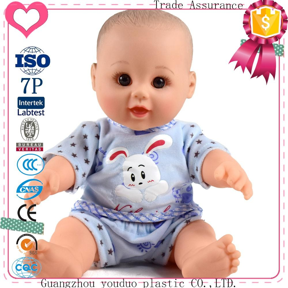 New Talking Toy Doll For Kids 30 Cm Intelligent Baby Doll