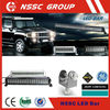 Good quality dot approved led light bar /aluminum housing heat sink off road led light bar / led light bar for car