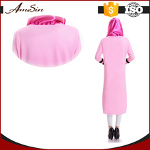 AMESIN chinese products wholesale hot product fashion baju kurung moden high quality swiss voile lace